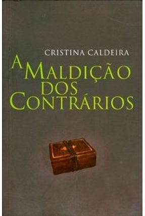 Edição antiga - A Maldição dos Contrários - Caldeira,Cristina | Hoshan.org