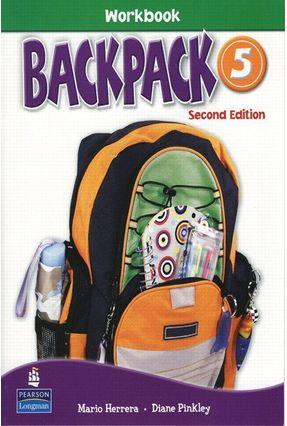 Backpack 5 - Workbook with Audio CD - 2nd ed. - Pearson | Hoshan.org