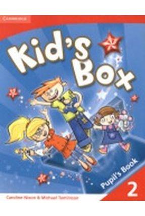 Kid's Box Level 2 - Pupil's Book - Nixon,Caroline | Nisrs.org
