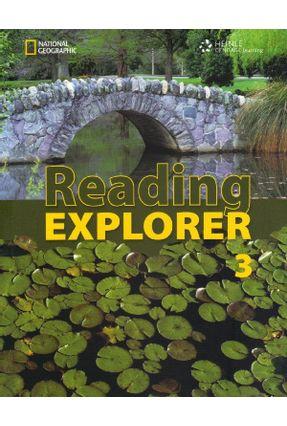 Reading Explorer 3 - Intermediate - Student Book With CD-ROM - Douglas,Nancy | Tagrny.org