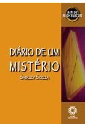Dia de Aventureiro - Diário de um Mistério - Souza,Shirley | Nisrs.org