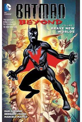 Batman Beyond, Volume 1: Brave New Worlds - Jurgens,Dan   Nisrs.org
