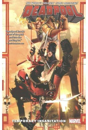 Deadpool - World's Greatest Vol. 4 - Walker,David Soule,Charles Duggan,Gerry | Hoshan.org