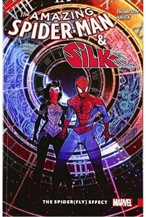 Amazing Spider-Man & Silk - Thompson,Robbie | Hoshan.org