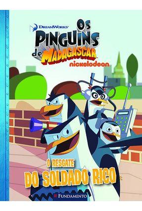 Os Pinguins De Madagascar - O Resgate Do Soldado Rico - Dave Server   Hoshan.org