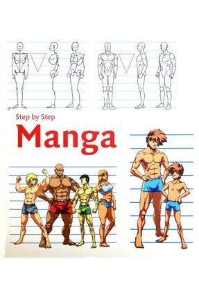 Step By Step - Manga - Asensio,Paco   Hoshan.org