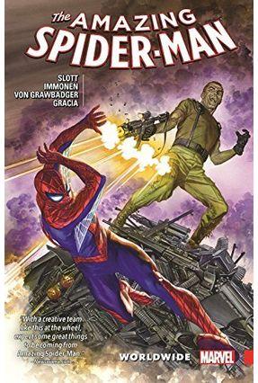 Amazing Spider-Man: Worldwide, Volume 6 - Slott,Dan pdf epub