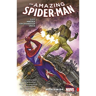 Amazing Spider-Man: Worldwide, Volume 6