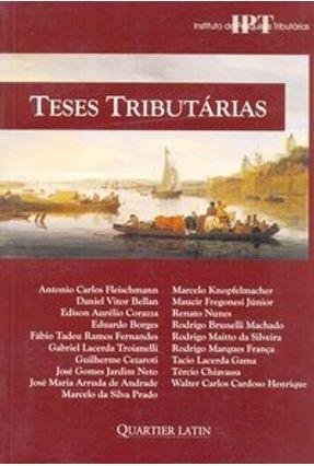 Teses Tributárias - Vários Autores | Nisrs.org