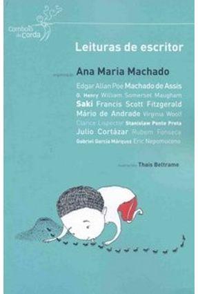 Leituras de Escritor - Machado,Ana Maria pdf epub