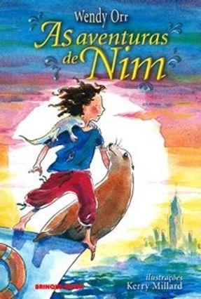 As Aventuras de Nim - Orr,Wendy | Hoshan.org