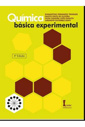 Química Básica Experimental - 6ª Ed. 2016 - Trindade,Diamantino Fernandes | Tagrny.org
