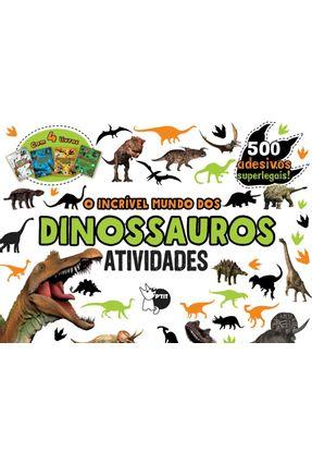 P'tit Mundos Incríveis - O Incrível Mundo Dos Dinossauros