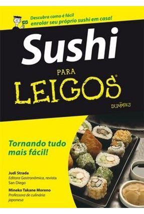 Sushi para Leigos - STRADA ,JUDI Moreno,Mineko Takane | Hoshan.org