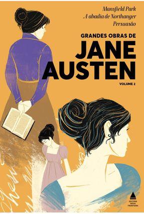 Box Grandes Obras De Jane Austen 2 - Austen,Jane | Hoshan.org