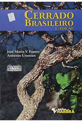 Cerrado Brasileiro - 2ª Ed. 2010 - Franco,José Maria V. pdf epub