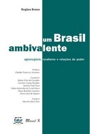 Um Brasil Ambivalente - Agronegócio, Ruralismo e Relações de Poder - Bruno,Regina   Hoshan.org
