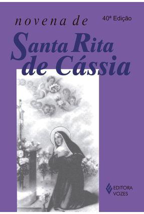 Novena de Santa Rita de Cássia - Vários Autores | Nisrs.org
