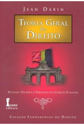 Teoria Geral do Direito - Dabin,Jean pdf epub