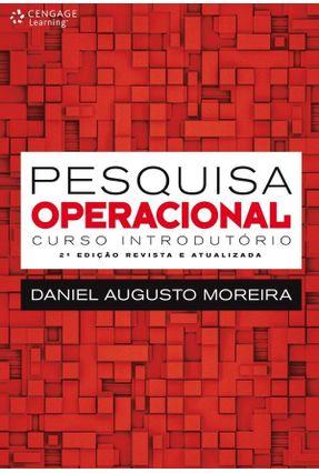 Pesquisa Operacional - Curso Introdutório - 2ª Ed. 2011 - Moreira,Daniel Augusto | Hoshan.org