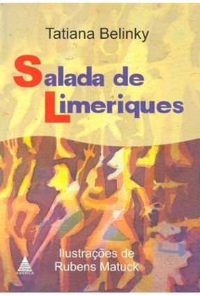 Salada de Limeriques - Belinky,Tatiana pdf epub