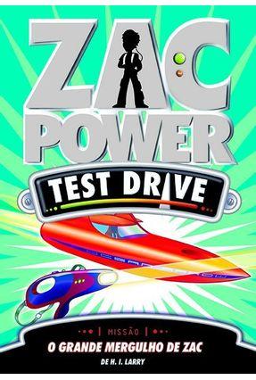 Zac Power - Treinamento Radical - Larry,H. I. pdf epub