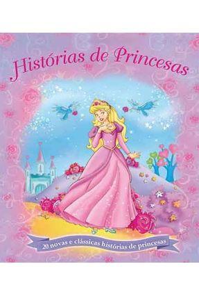 Histórias de Princesas - Nova Ortografia - Ciranda Cultural   Nisrs.org