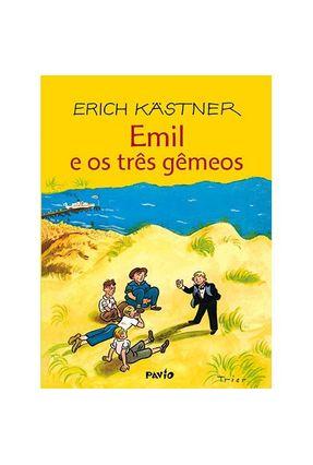 Edição antiga - Emil e os Três Gêmeos - Kastner,Erich | Hoshan.org