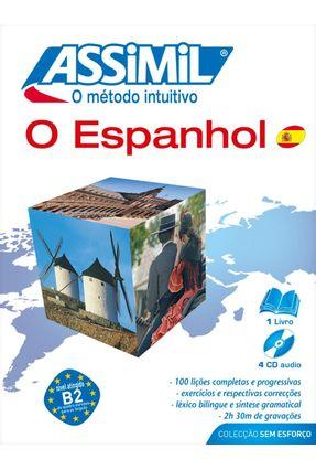Método Intuitivo Assimil Espanhol - Pack Livro + CD - Assimil pdf epub