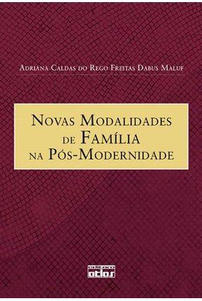 Novas Modalidades de Família na Pós-Modernidade - Maluf,Adriana Caldas do Rego Freitas Dabus | Hoshan.org