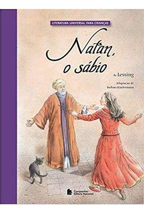 Natan, o Sábio - De Lessing - Kindermann,Barbara | Hoshan.org