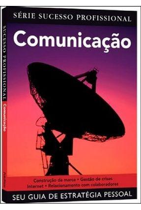 Sucesso Profissional - Comunicação - O'Rourke,James pdf epub