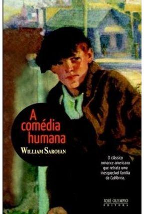 A Comédia Humana - Saroyan,William | Hoshan.org