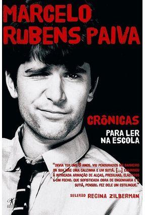 Crônicas Para Ler Na Escola - Paiva,Marcelo Rubens pdf epub