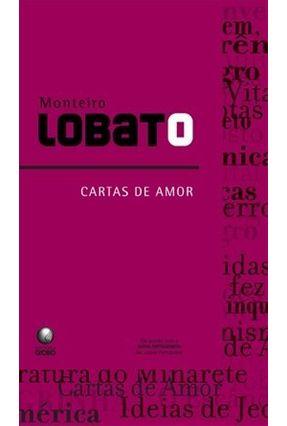 Cartas de Amor - Nova Ortografia - Lobato,Monteiro pdf epub