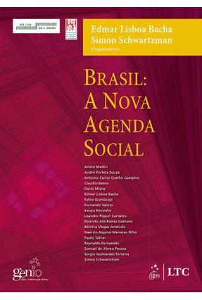 Brasil - a Nova Agenda Social - Bacha,Edmar Lisboa Schwartzman, Simon | Hoshan.org