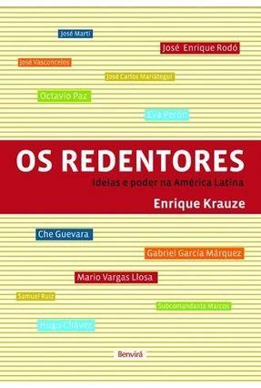 Edição antiga - Os Redentores - Ideia e Poder Na América Latina - Krauze,Enrique | Tagrny.org