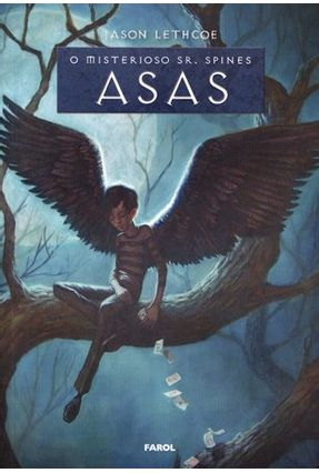 Asas - Col. o Misterioso Sr. Spines - Lethcoe,Jason pdf epub