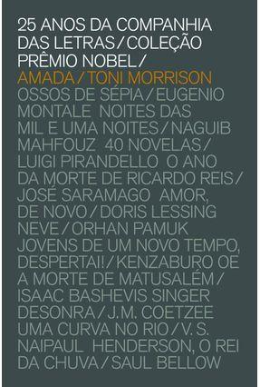 Amada - Coleção Prêmio Nobel - Marrison,Toni | Hoshan.org