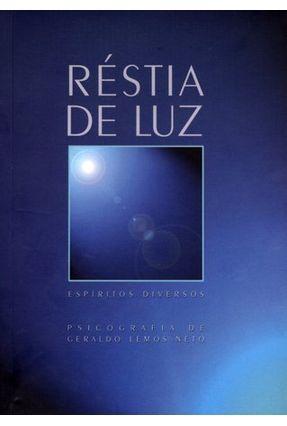 Réstia de Luz - Lemos Neto,Geraldo | Tagrny.org