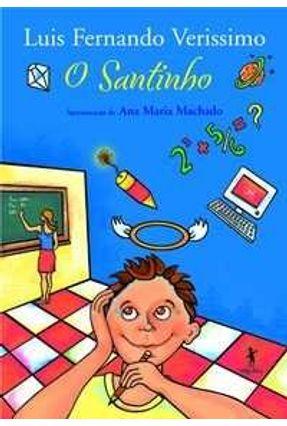 O Santinho - Verissimo,Luis Fernando   Hoshan.org