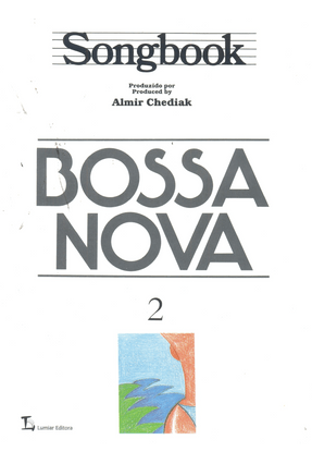Songbook Bossa Nova Vol. 2 - Chediak,Almir   Hoshan.org