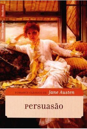 Persuasão - Col. Bestbolso - Austen,Jane | Hoshan.org