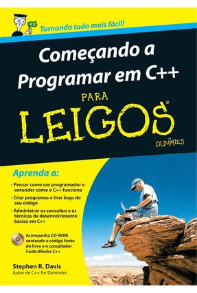 Começando a Programar Em C++ Para Leigos - Davis,Stephen R.   Tagrny.org