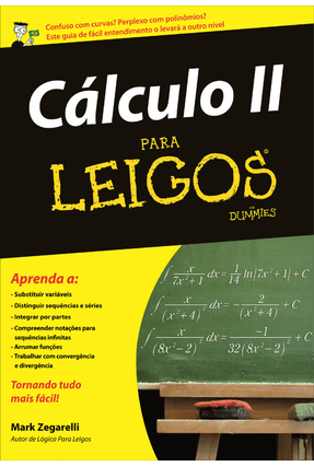Cálculo II Para Leigos - Zegarelli,Mark   Tagrny.org