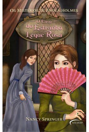 Os Misterio de Enola Holmes - o Caso do Estranho Leque Rosa - Springer,Nancy pdf epub