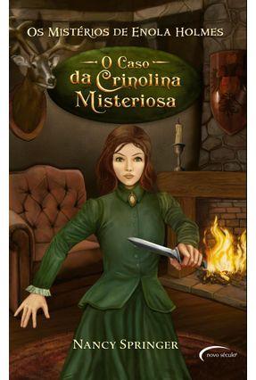 Os Misterio de Enola Holmes - o Caso da Crinolina Misteriosa - Springer,Nancy pdf epub