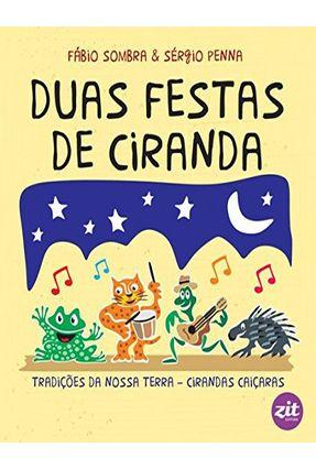 Duas Festas de Ciranda - Sombra,Fábio   Hoshan.org