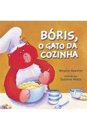 Bóris, o Gato da Cozinha - Marjore Newman | Nisrs.org