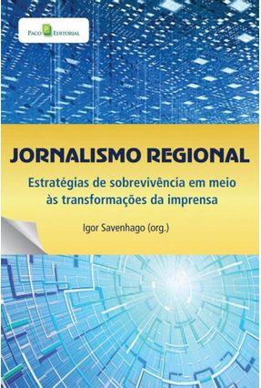 Jornalismo Regional - Igor Savenhago pdf epub